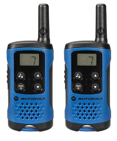 Motorola TLKR T41 PMR Funkgerät mit LC-Display