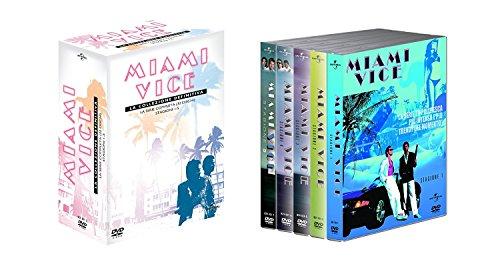 Miami Vice - Collezione Completa Stagioni 1-5 (Box Set) (32 DVD)