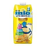 Nestlé Mio Latte Cereali Latte Liquido per la Crescita da 1 Anno, 12 Brik da 500 ml