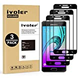 iVoler [Pack de 3] Verre Trempé Compatible avec Samsung Galaxy A5 2016, [Couverture...