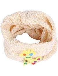Damara Children's Sweety Cold Weather Winter Knitted Neckerchief Scarves