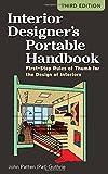 Scarica Libro Interior Designer s Portable Handbook First Step Rules of Thumb for the Design of Interiors McGraw Hill Portable Handbook by John Patten Pat Guthrie 2012 02 01 (PDF,EPUB,MOBI) Online Italiano Gratis
