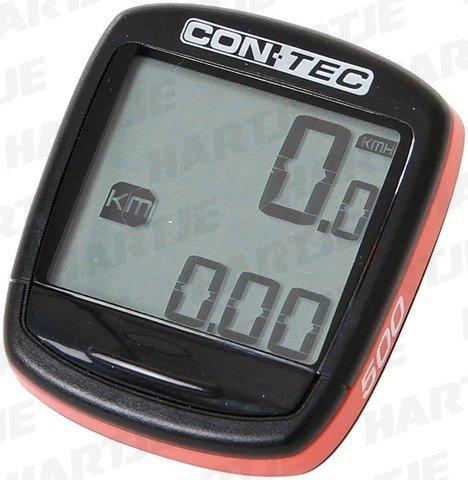 CONTEC Fahrradcomputer C-500
