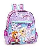 Disney Die Eiskönigin 59116 Kinder Rucksack, Schulrucksack, Polyester, 29 Centimeters, Mehrfarbig, Frozen, Anna, Elsa