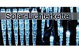 LED Solar-Lichterkette - verschiedene Designs (Zapfen)