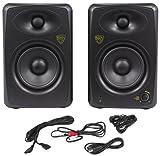 "Best Rockville Speakers - Rockville Rockville ASM5 5"" 2-Way 200W Active/Powered USB Review"