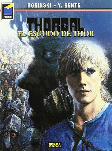 Thorgal 31El escudo de Thor/ Thor's Shield Cover Image