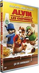 Alvin et les chipmunks - le film [Import italien]