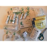 First Aid Refill Kit ~ St John Ambulance ~ Available in 3 Sizes Small / Medium / Large ~ HSE Compliant, Workplace... preisvergleich bei billige-tabletten.eu