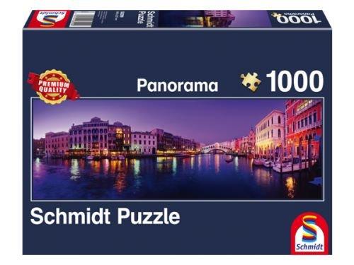 schmidt-spiele-58299-canale-grande-venedig-1000-teile-panorampuzzle