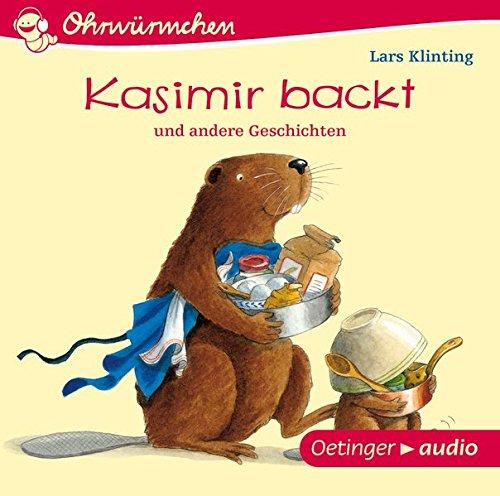 Kasimir backt (CD): OHRWÜRMCHEN Hörbuch, 24 min. (Gewicht Legt Platten)