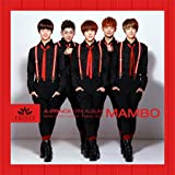 Kpop CD, A-Prince - Mambo (Poster ver)[002kr]