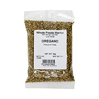 Whole Foods Market Oregano, 25 g by Whole Foods Market