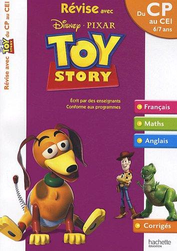 Révise avec Toy Story du CP au CE1 : 6-7 ans par Daniel Berlion, Joanna Le May
