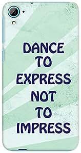 Kasemantra Dancing queen Case For HTC Desire 826