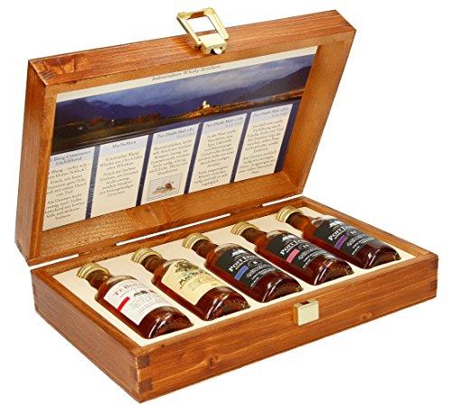 WhiskyProbier- undGeschenkset (5 x 0.05 l) ()