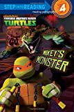 Mikey's Monster (Step Into Reading: A Step 4 Book)