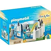 Playmobil - 9062 - Jeu - Bassin de Manchots