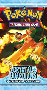 POKEMON BOOSTER EX CRYSTAL GUARDIANS Anglais