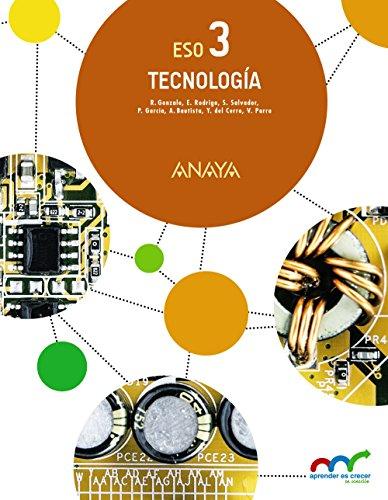 Tecnología 3. (Aprender es crecer en conexión) - 9788469806210 por Ramón Gonzalo Fernández