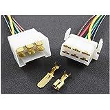 Farbe: 3P Sellify Steckverbinder 10 Sets Superseal Amp Tyco 1.5 Kit 1//2//3//4//5//6 Pin Weiblich M/Ã/¤nnlich WireAutomotive Stecker Auto-Stecker 3P