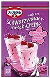 Dr. Oetker Schwarzwälder Kirsch-Creme Dessert