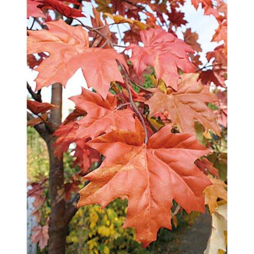 artplants – Künstlicher Ahornbaum getopft, 330 cm – Dekobaum / Ahorn Pflanze