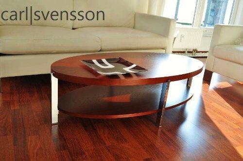 Carl Svensson Design Couchtisch O-111 oval Tisch (Kirschbaum)