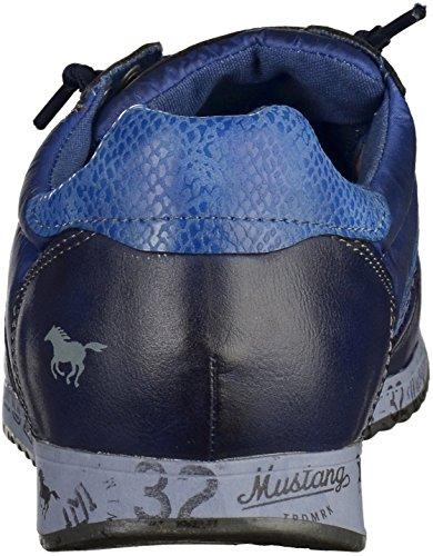 Mustang 4104401, Chaussures de Sport Homme Sombre