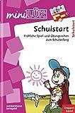 miniLÜK: Schulstart Doppelband: Fröhliche Spiel- und Übungsreihen zum Schulanfang