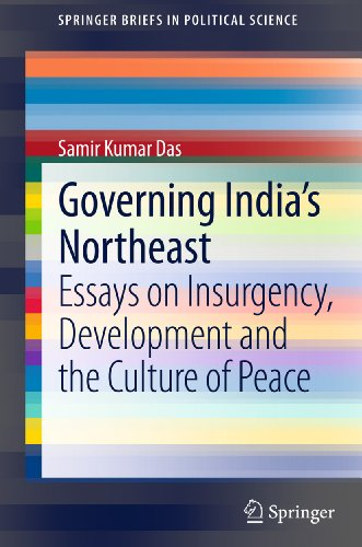 Governing India's Northeast: Essays on Insurgency, Development and the Culture of Peace (SpringerBriefs in Political Science)