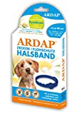 Quiko ARDAP Zecken- und Flohschutzhalsband für Welpen und Kleine Hunde bis 10 kg
