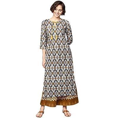 Gerua Women's Straight Salwar Suit
