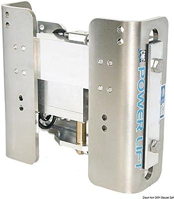 Sollevatore elettroidraulico FB max V8 English: Electro-hydraulic outboard lift max V8