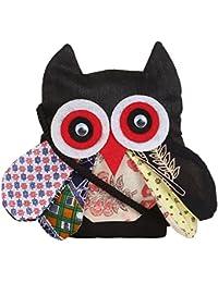 Designer Shoulder Sling Bag For Women's In ( Black Colour ) By Atled