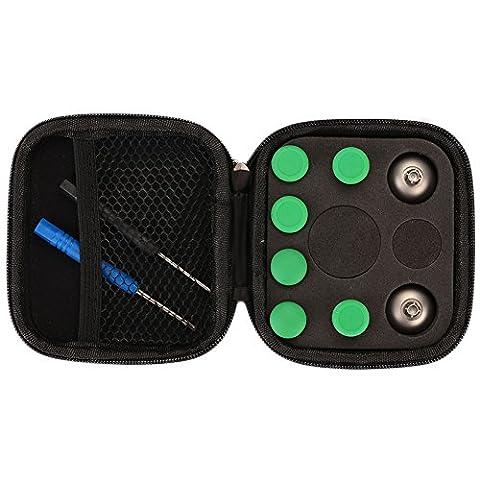 Cewaal Bouton de poignée de main Bouton de poignée de pouce Contrôleur de manette Gamepad Elite Remplacer Accessoires Pièces pour Xbox One Elite