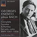 Bach: Complete Sonatas and Partitas for