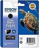 Epson T1571 Print Cartridge - Photo Black