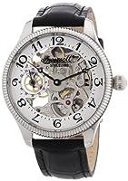 Reloj Ingersoll IN7902WHS de caballero automático con correa de piel negra - sumergible a 30 metros de Ingersoll