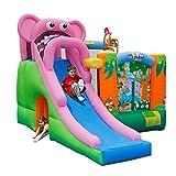 Daxiong Das aufblasbare Schloss der Kinder scherzt springende Bett-kleine Dia-aufblasbare...
