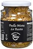 Conservas La Receta Paella Mixta - Paquete de 10 x 250 gr - Total: 2500 gr