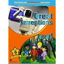 MCHR 6 Great Inventions (Macmillan Children Readers) - 9780230405059