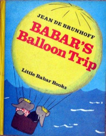 Babar's balloon trip