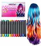 Best Kids Birthday Gifts - Hair Chalk for Kids Temporary Hair Chalks Colour Review