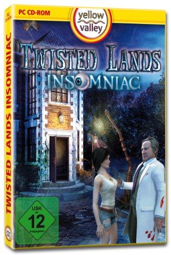 YV - Twisted Lands - Insomniac [Importación Alemana]