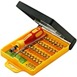 Good Quality Jackly 32 in 1 Interchangeable Precise Screwdriver Mobile Tool Kit Tools for Home Purpose