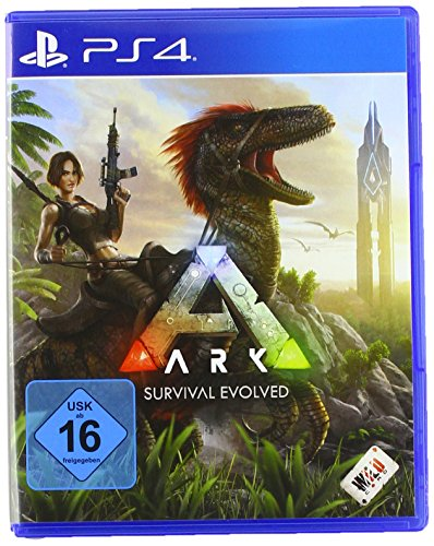 ARK: Survival Evolved - [PlayStation 4] (Arc)