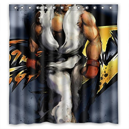 momo-street-fighter-brawny-man-shower-curtain-measures-66w-x-72h