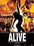 Alive-Valeria Golino - 116 x 158 cm, Cinema