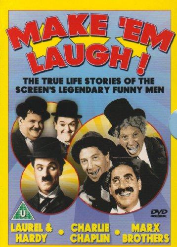 Image of Make Em Laugh-True Life Stor. [DVD]